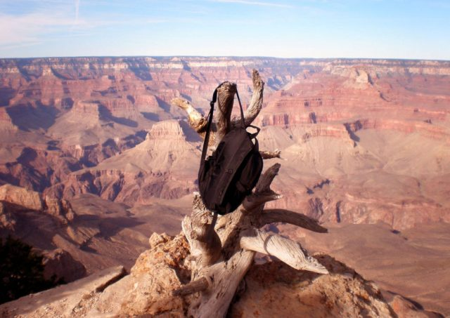 Parchi americani del Sud Ovest: Grand Canyon South Rim