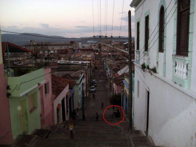 Cuba: jinetero in agguato a Santiago