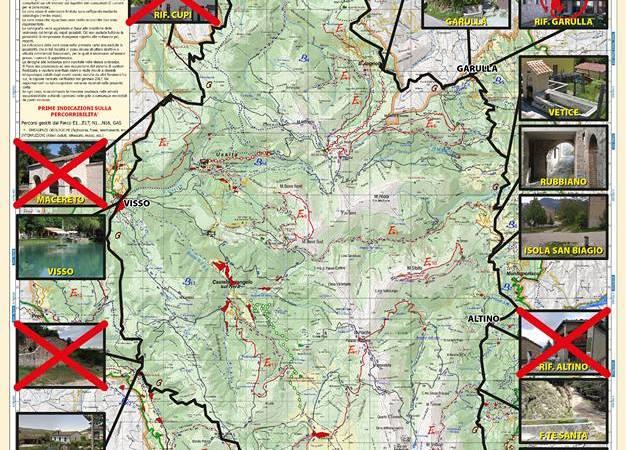 Grande Anello Sibillini: dove trovare acqua lungo il percorso e altre criticità post sisma