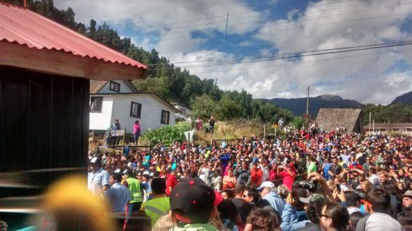 Festa costumbrista del pescado a P. Cisnes