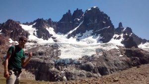 Cerro Castillo: inconfondibile profilo