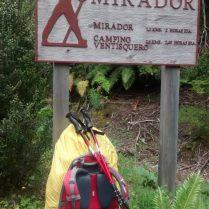 Deviazione Mirador Trail