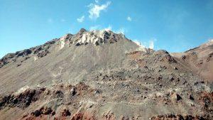 Volcano Chiaten (Volcano trail)