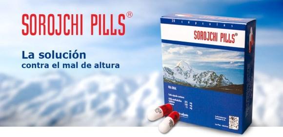 Confezione Soroche pills