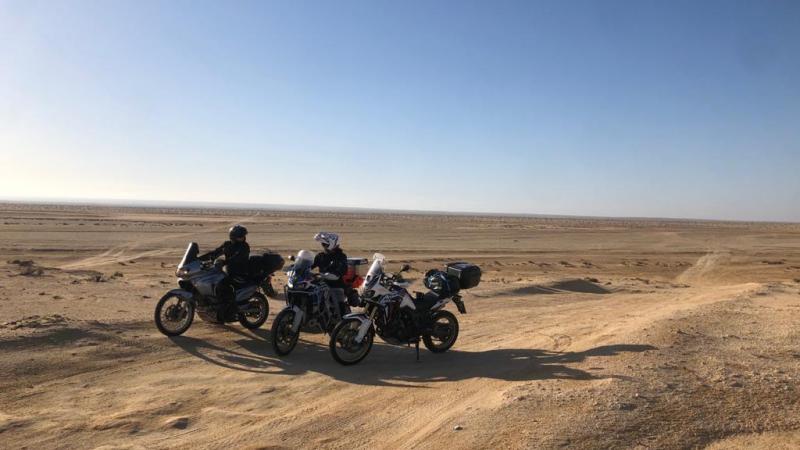 Tunisia 2020 – Giorno #5 – Sabbia