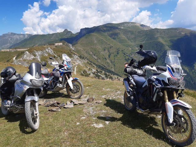Traversata Imperiale Alpi - giorno #3 - L'Alta via del sale