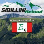 Trekking Sibillini: anello Campolungo - Monte Amandola - Pizzo Tre Vescovi (Percorso E6)