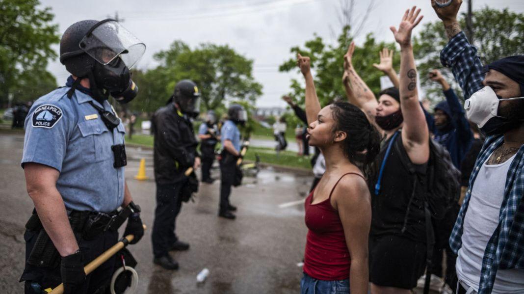 Proteste in tempo di pandemia