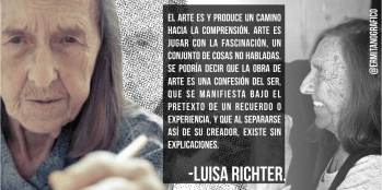 Luisa Richter - Ermitanografico
