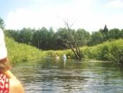 Wasserwandern auf der Czarna Hancza, Foto: AS-Tour