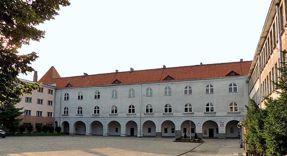 Lyceum Hosianum Braunsberg (Braniewo) Foto: Jacek Bogdan, CC-BY-SA-3.0-PL