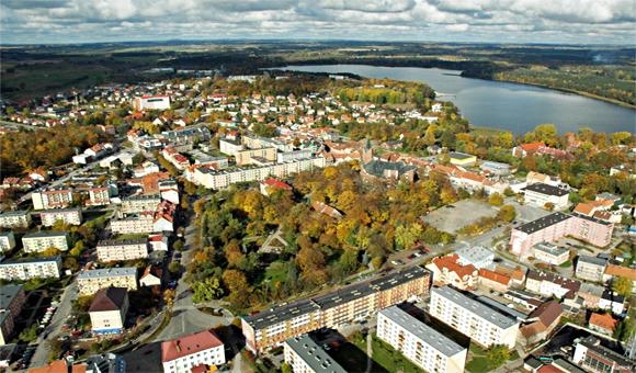 Olecko, die Stadt mit dem Riesen-Marktplatz, Foto: J.Kunicki.Olecko, CC BY-SA 3.0