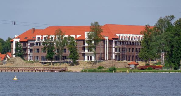 5-Sternen Hotel Plaza, Condohotels Ostroda, Foto: Brigitte Jäger-Dabek