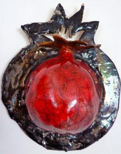 Granatäpple i raku