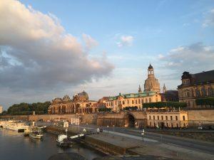 Und von Dresden habe ich natürlich auch etwas gesehen. Eine wunderschöne Stadt!