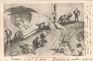 Théophile Busnel Glorification de Renan
