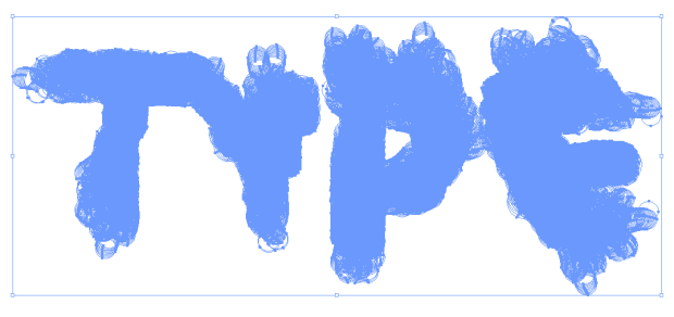tipografía experimental, por ernesto alegre