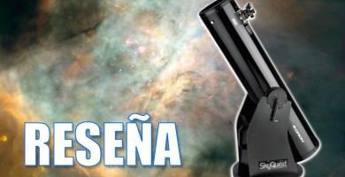 astrofisicos en accion telescopio