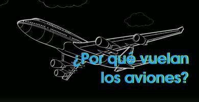 Aviones y ciencia fisica