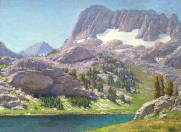 Minaret Peaks