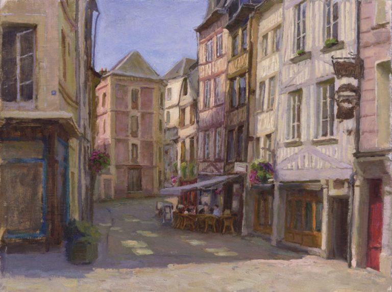 Rue de Pere Adam