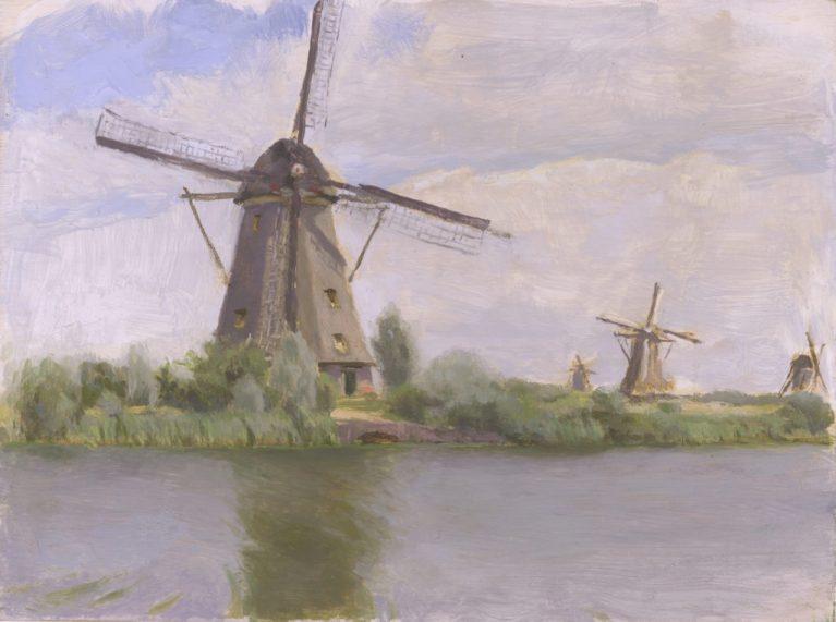 Polder Mills in Kinderdijk