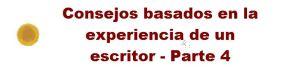 La experiencia aumenta con el trabajo, estudio y práctica.