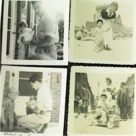 1950 año del nacimiento. East Lansing Michigan.