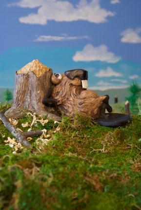 Beaver Dreamed...