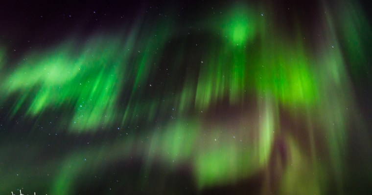 Northern Lights of October 3rd