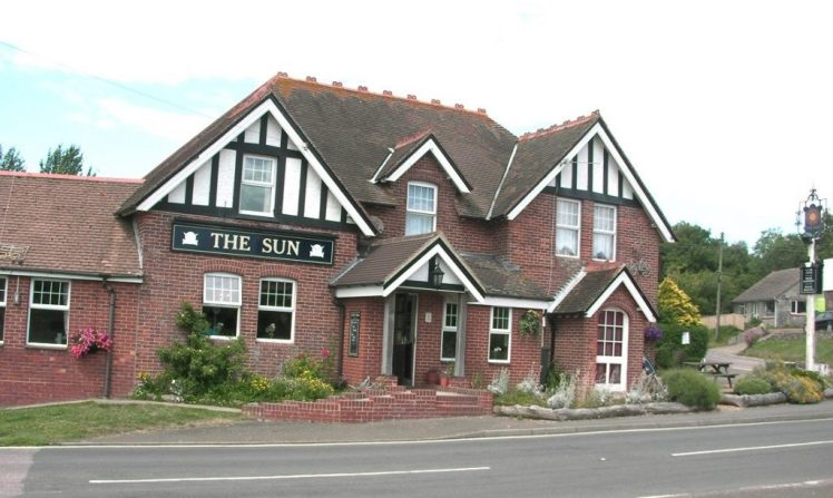 The Sun Inn, Calbourne, Isle of Wight