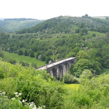 Headstone Viaduct in the Peak District
