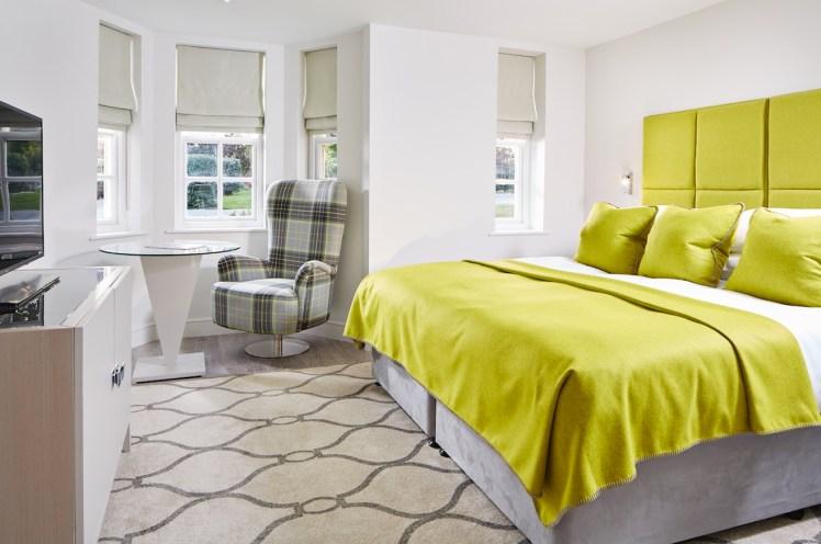 Bedroom at Barnett Hill