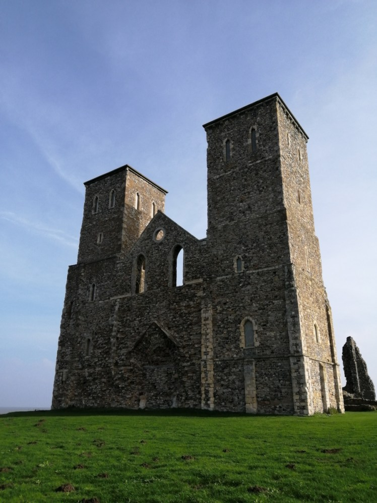 Reculver Towers, Kent