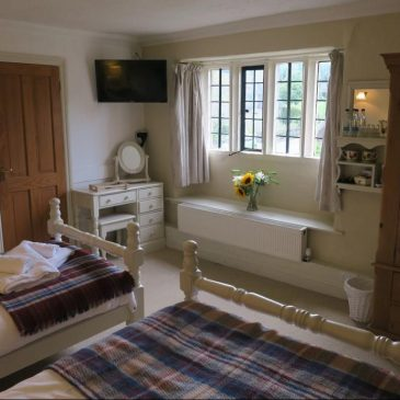 Room at The Helyar Arms, East Coker