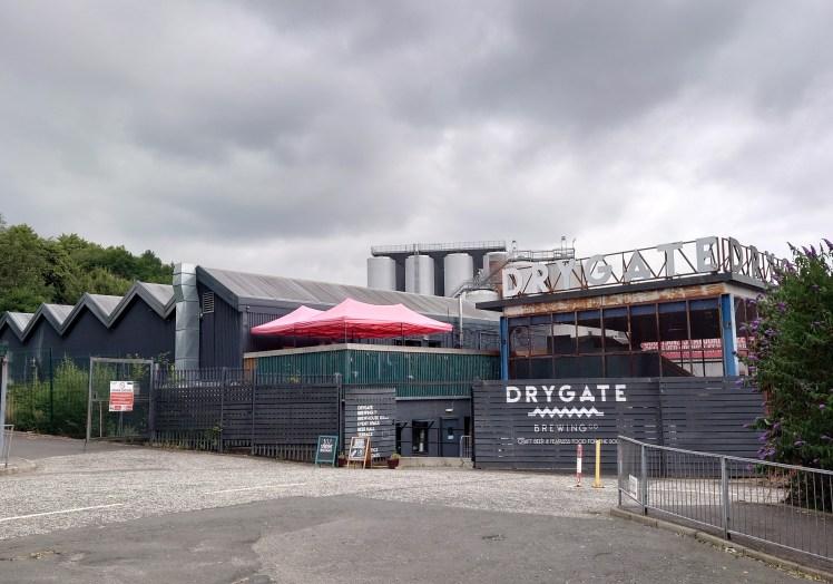 Drygate Brewing Co, Glasgow