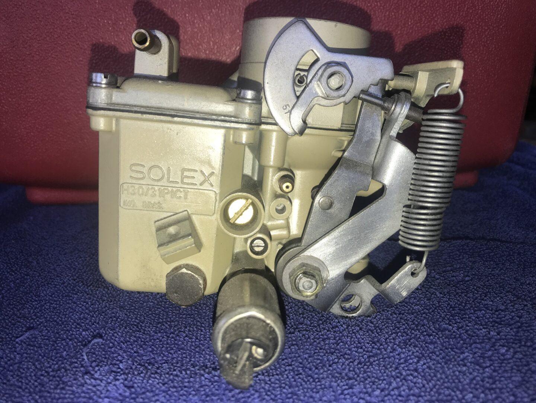 Volkswagen Carburetor Rebuilt (1)
