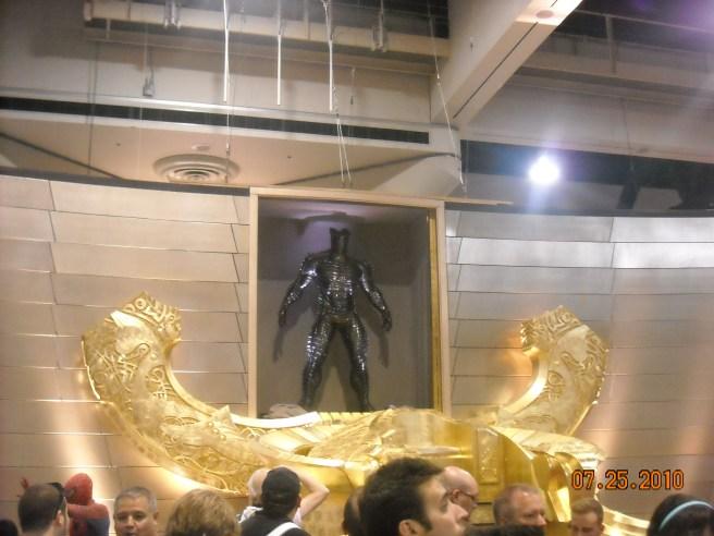 Thor throne