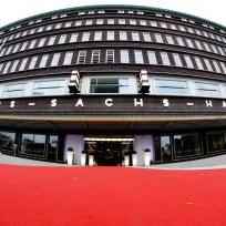 2013 restauriert Das Hans-Sachs-Haus in Gelsenkirchen