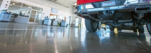 Ernst Auto Group GM Service Bays