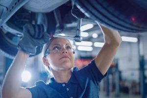 Ernst Auto Group Technician Career