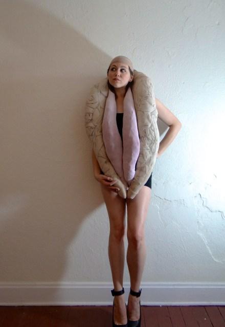 Vulva Costume!