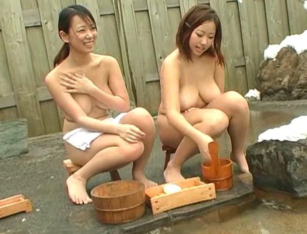 温泉SEX画像1