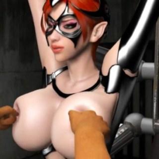 ダークプリンセス 悪のヒロイン悶絶調教のエロアニメ画像