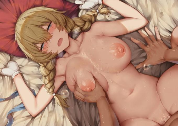 7のエロ画像31 - 【二次】セックスをしているエロ画像まとめ Part7