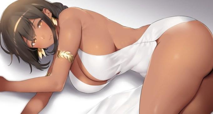 14のエロ画像07 - 【二次】大和撫子な黒髪女子たちのエロ画像 Part4