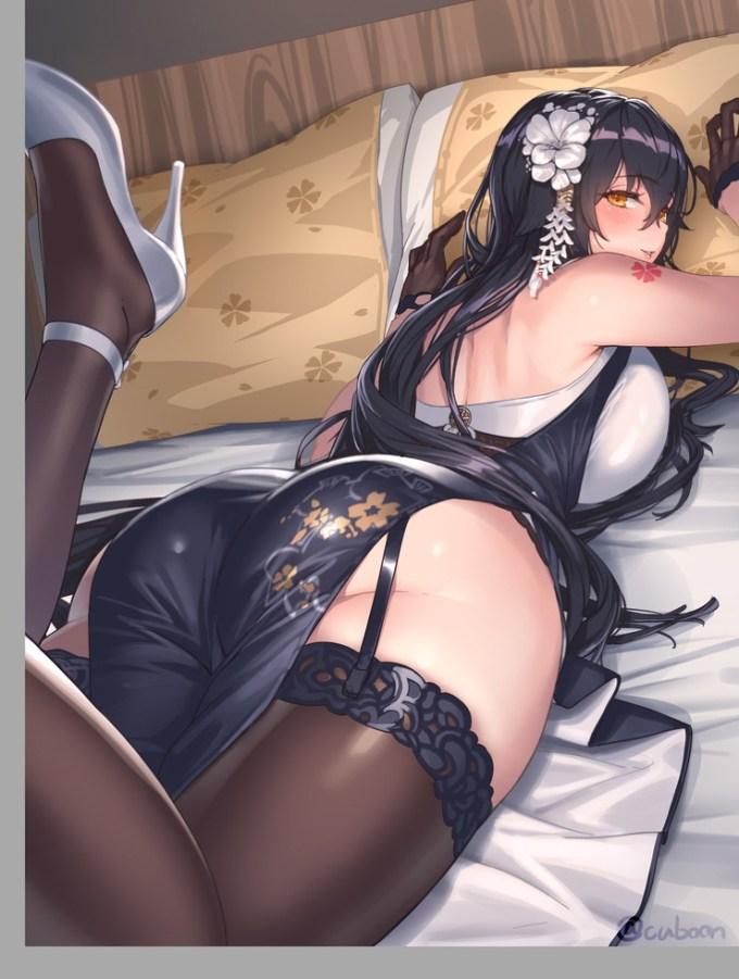 22のエロ画像28 - 【二次】誘惑、エッチを誘ってる女の子のエロ画像 Part12