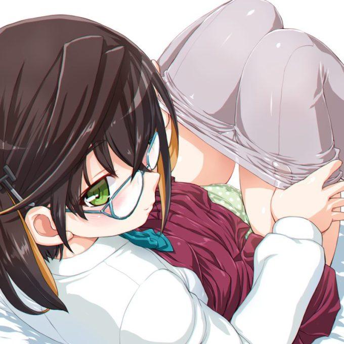 9のエロ画像48 - 【二次】メガネをかけた女の子のエロ画像 Part9