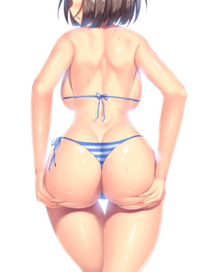 19の二次エロ画像23 - 【二次】スベスベ、綺麗な肌の女の子のエロ画像 Part19
