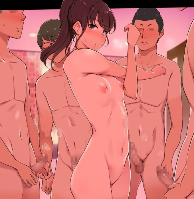 28の二次エロ画像36 - 【二次】服を着てない裸の女の子のエロ画像まとめ Part18